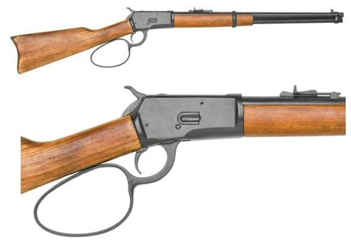 1892 Loop Lever Repeating Rifle as seen on